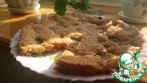 Рецепт Сливово-банановый пудинг