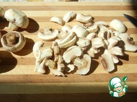 Перловая каша с грибами ингредиенты