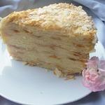 Торт Наполеон мягкий