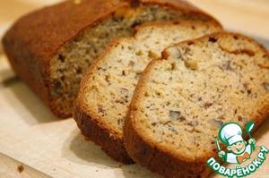 Рецепт Ореховый хлеб