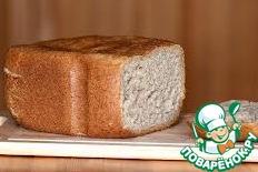 Рецепт Диетический хлеб