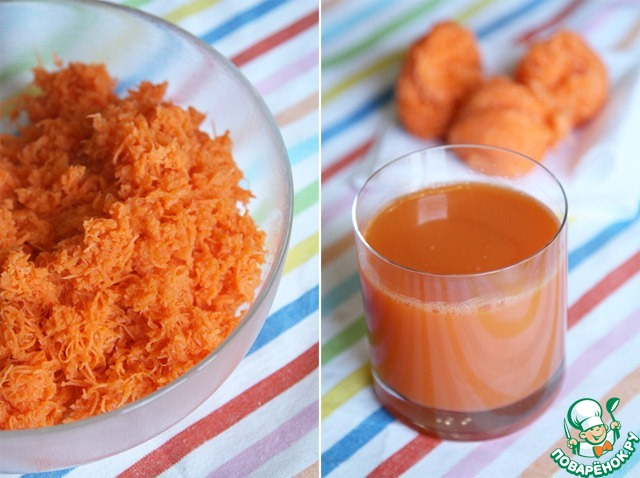 Десерты из моркови рецепты простые и вкусные