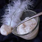Постное мороженое на рисовом молоке