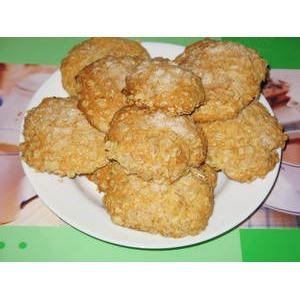 Рецепт быстрого печенья из овсяных хлопьев