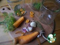 Стручковая фасоль маринованная ингредиенты