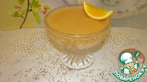 Рецепт Десерт из персиков