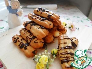 Рецепт Рассыпчатое печенье