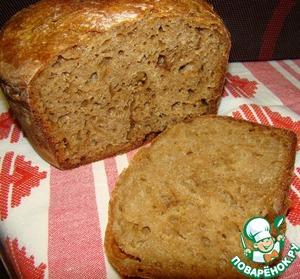 Рецепт Домашний хлеб в духовке