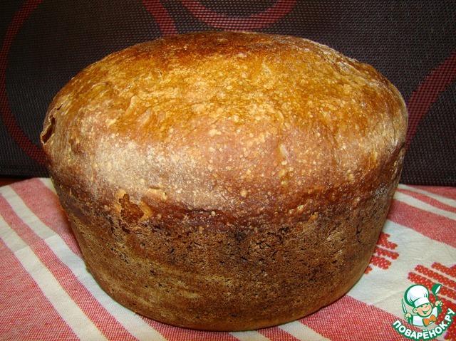Как готовить хлеб в духовке
