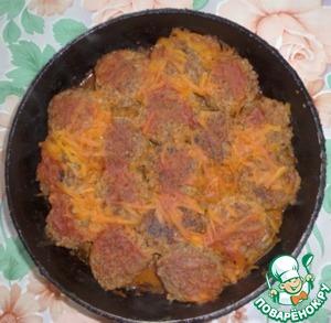 Рецепт Котлетки из гречки