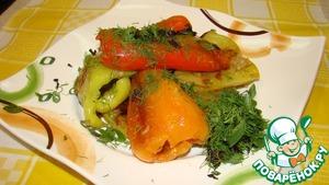 Рецепт Жареный перец