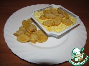 Рецепт Салат с горбушей
