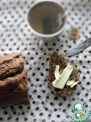 Рецепт Голландский яблочный кекс с пряностями