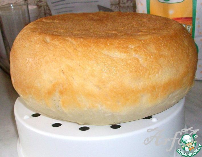 Хлеб дома в мультиварке