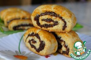 Рецепт Клайша-печенье с финиковой пастой