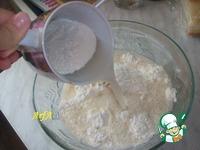 Домашний белый хлеб в мультиварке ингредиенты