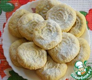 Рецепт Кахк-арабское праздничное печенье