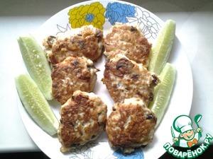 Рецепт Аппетитные котлетки