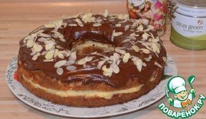 Рецепт Вариация на тему яблочного пирога