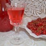 Ликёр из красной смородины