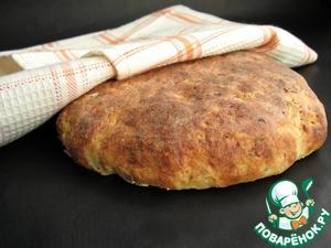 Рецепт Картофельная фокачча с розмарином