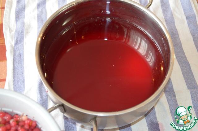 Рецепт домашнего ликера из красной смородины