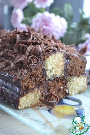 Рецепт Баттенбургский пирог