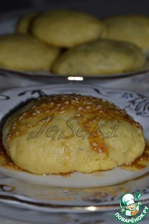 Рецепт Баоцзы с печенью и творогом