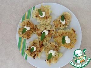 Рецепт Оладьи из капусты