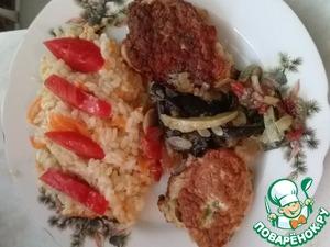 Рецепт Рис на сковороде за 30 минут