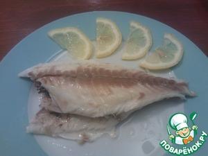 Рецепт Дорадо, запеченная в соли