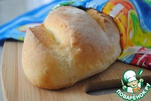 Рецепт Батон для завтрака-2