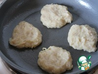 Диетические куриные оладушки ингредиенты