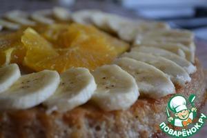 Рецепт Банановый пудинг