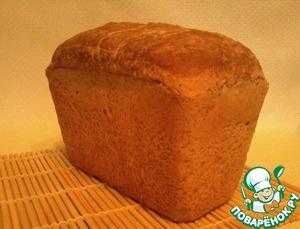 Рецепт Хлеб гречневый