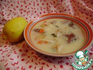 Рецепт Таронский суп