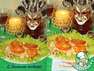 """Рецепт Золотой картофель """"Селебрити"""""""
