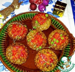 Рецепт Сытный завтрак из брокколи