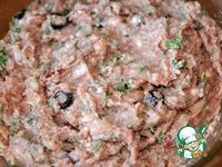 Мясной хлеб с горчичной корочкой ингредиенты