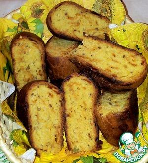 Рецепт Хлеб с добавками