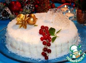 Рецепт Десерт для Снежной королевы