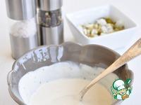 Рулеты из сельди с плавленным сыром + горчичная селедка ингредиенты