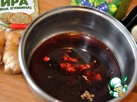 Утка в гранатовом соусе ингредиенты