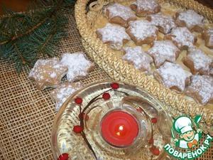 Рецепт Крестьянские рождественские пряники