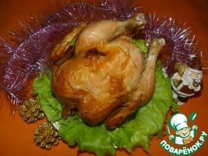 Курица по методу Джуди Роджерс