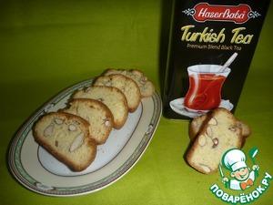 Рецепт Миндальное печенье «Кантуччи»