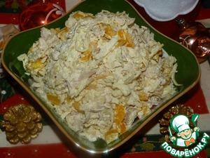 Рецепт Салат из курицы с сельдереем