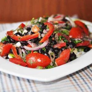 : Салат из помидоров