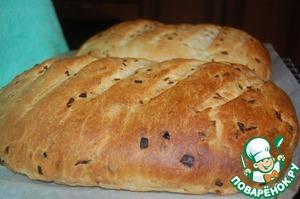Рецепт Луковый хлебушек по домашнему