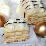 """Торт-мороженое """"Подарок Снежной королевы"""""""